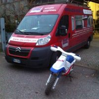 Camion assistenza